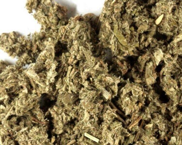 Mugwort Herb Cut Sifted 1 oz ounce - BUY 2 get 4 oz FREE! Herbal Tea 1