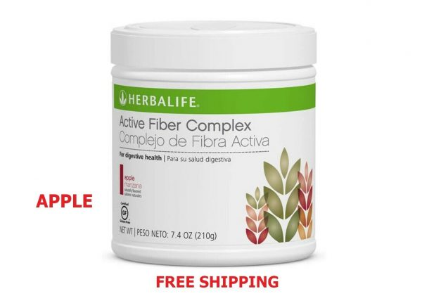 Herbalife Active Fiber Complex Apple Flavor 210g FREE SHIPPING