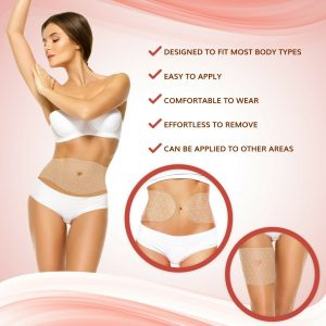 5 Ultimate Body Applicators. It works to Tone Tighten and Firm - 5 skinny wraps 1