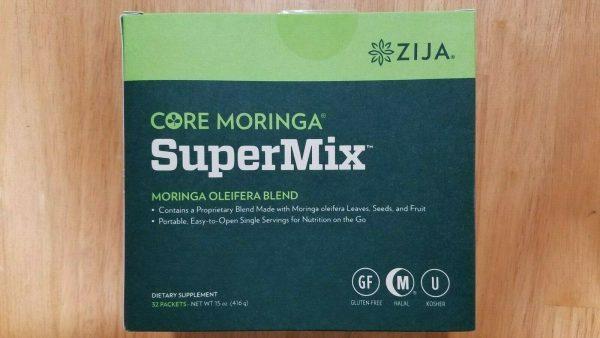 Zija SuperMix. Core Moringa Oleifera 32 Packets. New & Sealed