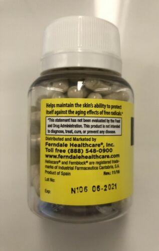 Heliocare Antioxidant Formula Capsules 60 Capsules Exp 06/2021 6