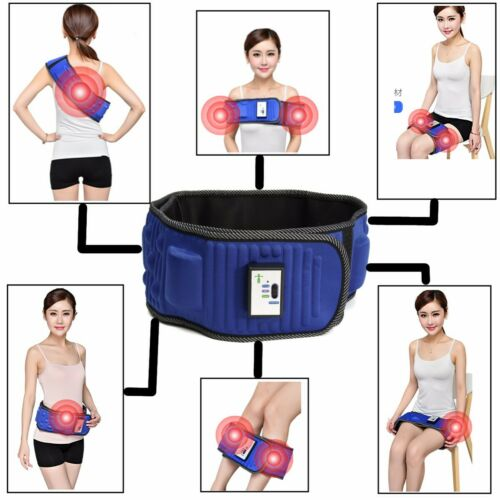 Electric Sauna Slimming Belt Body Shaper Weight Loss Waist Fat Cellulite 1