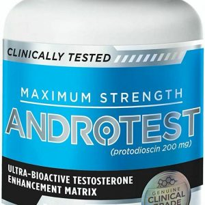 AndroTest - Testosterone Support Matrix - 60 Tablets