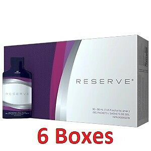JEUNESSE RESERVE AUTHENTIC GEL PACKETS (6 Boxes) - Free Shipping