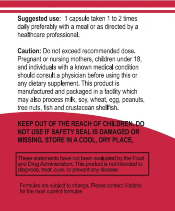 Quercetin w/ Bromelain 600 mg, Immune, Respiratory & Antioxidant Support, 60 Ct 2