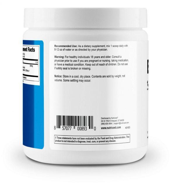 Nutricost Bilberry Powder 250 Grams - Gluten Free and Non-GMO  3