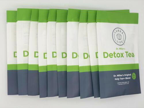 Dr. Miller's Original Detox Weight Loss Tea -10 bags/ 10 week supply