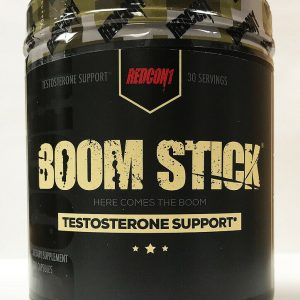 "Redcon1  Boom Stick  Testosterone Support 300 Capsules  ""New"""