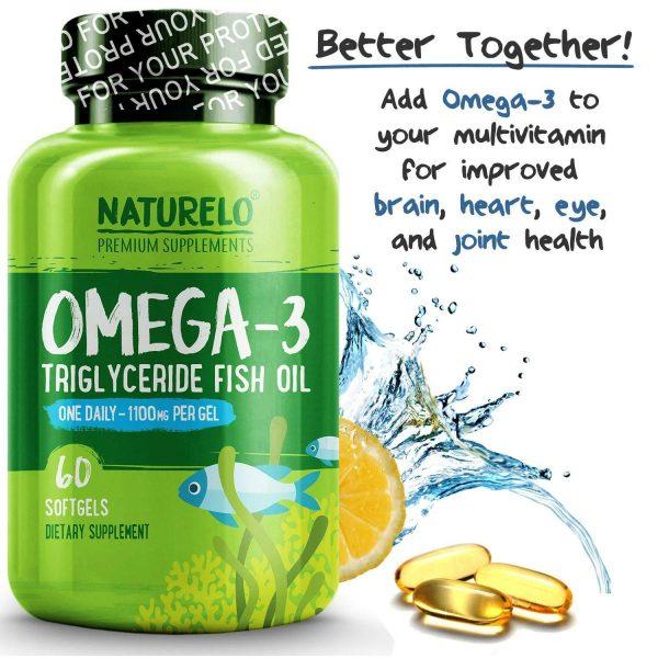 NATURELO Whole Food Multivitamin for Men - 240 Capsules 6
