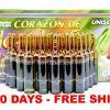 30 AMPOLLETAS de Alcachofa GN+Vida Artichoke Liquid Supplement 30 DAY FREE SHIP
