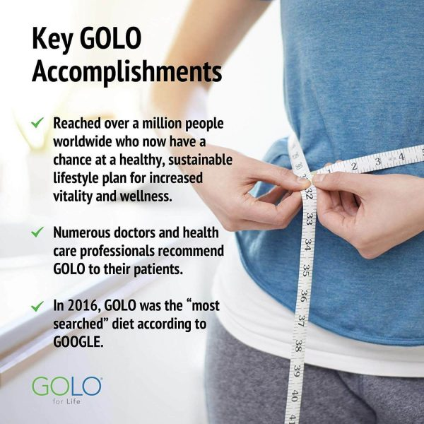 GOLO for Life Plan w/ Release Supplement (eBay) 7