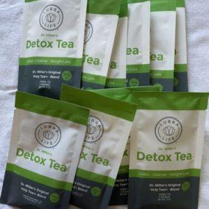 24 Packs Natural Cleansing Original Detox Weight Loss Tea Caffeine Free