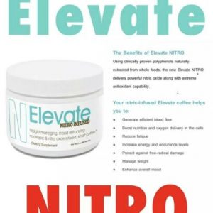 #1 Elevate DOSE NITRO Combo Coffee Tub & XanthoMax Appetite 30 Day Bundle 1
