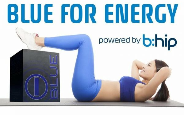 Blue Energy Blend by BHIP GLOBAL I-Blu - Energy Drink for Fitness & Weight Loss 3