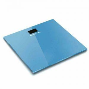 400LB Digital Bathroom Personal Body Glass Weight Heath Fitness LCD Scale Blue 1