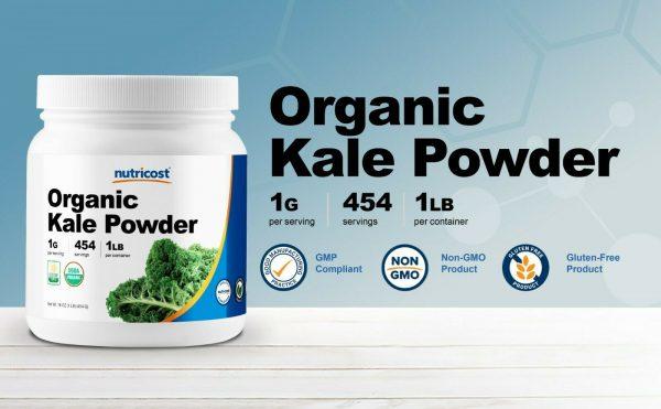Nutricost Kale Powder 1LB 1