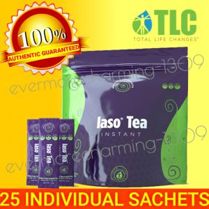 ❤️❤️ IASO INSTANT DETOX TEA 25 SACHETS New 100% Original Total Life Changes_TLC