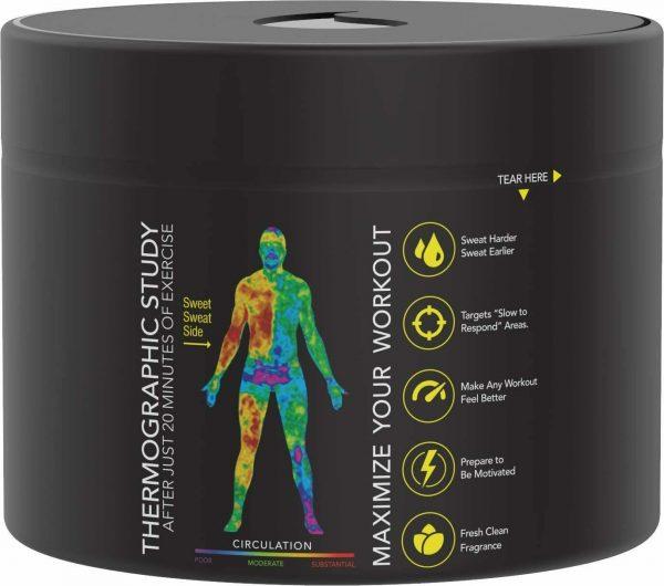 Sports Research, Sweet Sweat Workout Enhancer, 6.5 oz (184 g) 2