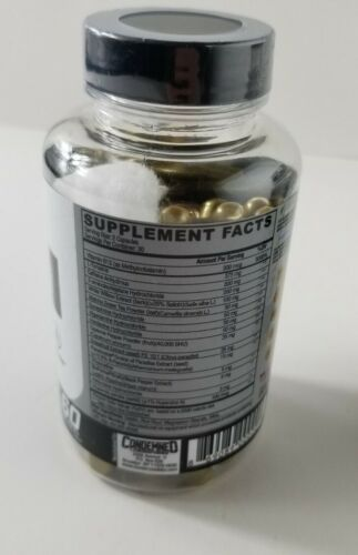 Pack of 2 Condemned Labz Arsyn Fat Burner - 60 Count 2