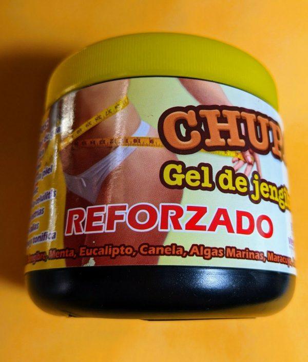 CHUPA GRASA 100% Natural GINGER Gel † BAMITOL Melt away Fat †JUMBO 500g †Mexican 2