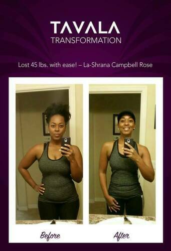 NEW (Tavala) Viiva Trim MAX - I lost 15lbs my first month!  30 Day (CAPSULES) 4
