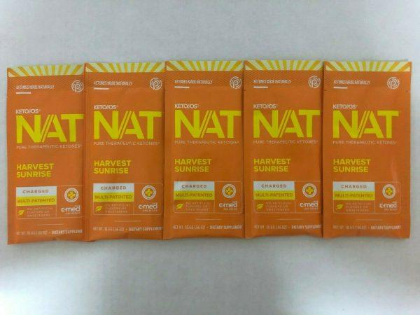 New Pruvit Keto OS NAT Harvest Sunrise 5,10 & 20 Packs  Free Shipping 1