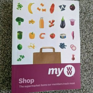 Weight Watchers my WW Shopping Guide & Dining Out Menu  NEW 2020  -Points Book