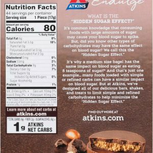 Atkins Endulge Peanut Butter Cups Pack, Keto Friendly (44 ct.) 1