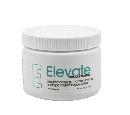 #1 Authentic Elevate Smart Happy Coffee Tub 30  Elevacity Please Read 11/2021. 4