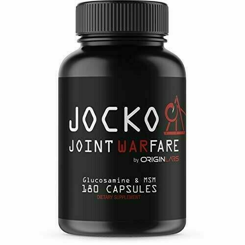 Jocko Joint Warfare by Origin Labs - Joint Support 180 Capsules