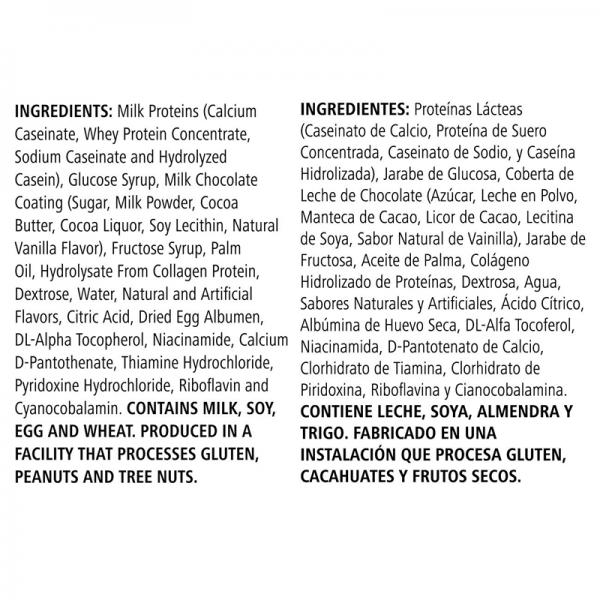 Herbalife Protein Bar Deluxe 14 Bars per Box 3