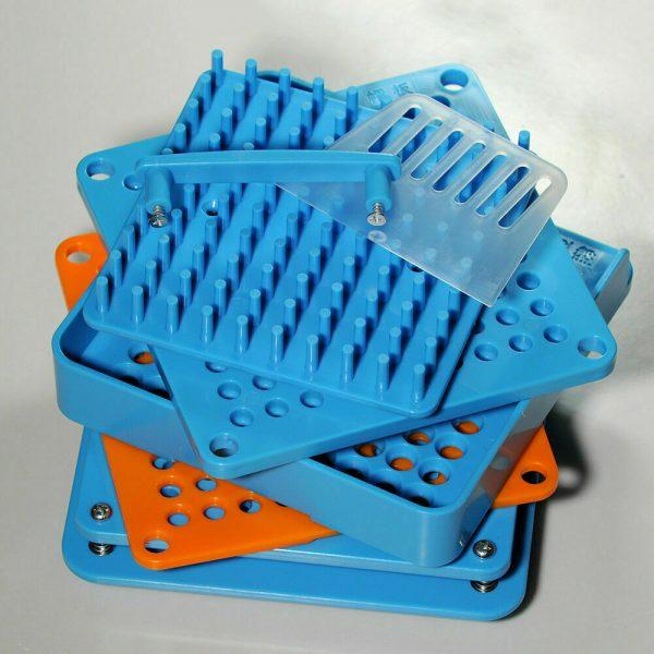 100 Holes Capsul Filler Size 000 00 0 1 2 3 Manual Filling Machine Tamper Tool 3