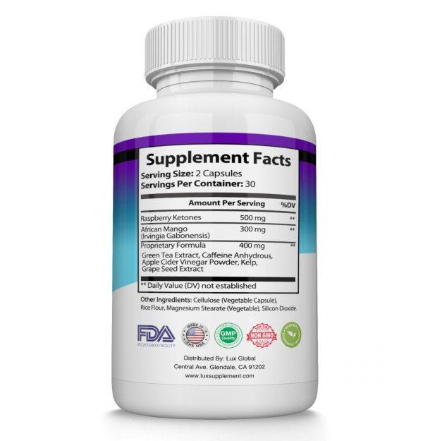 Keto X BURN Diet Pills 1200MG Weight Loss Ketosis Fat Burner Carb Blocker Everyo 4