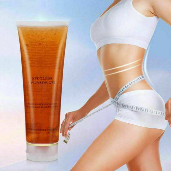 1-5 Fat Burning Gel Ultrasonic Massage Gel RF Cavitation Body Slimming Hot Cream 6
