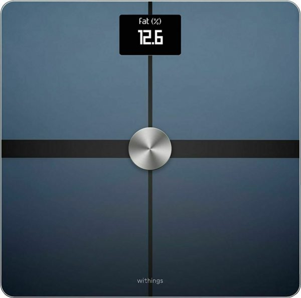 Withings - Body+ Body Composition Smart Wi-Fi Scale - Black 2