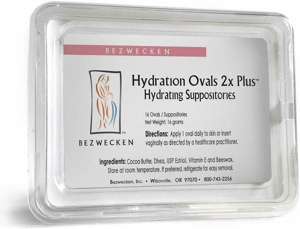 Bezwecken - Hydration Ovals 2x Plus w/ DHEA, 16 count