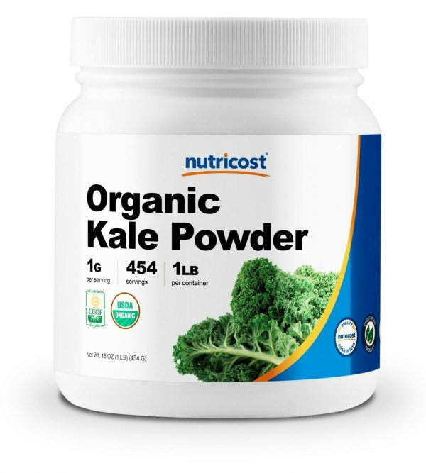 Nutricost Kale Powder 1LB