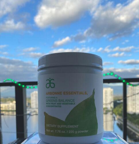 ****Arbonne Essentials Greens Balance #6232 - Dietary Supplements Freeshipping *