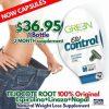 Green Elv Nutrition ELV Control  Raiz de Tejocote capsulas