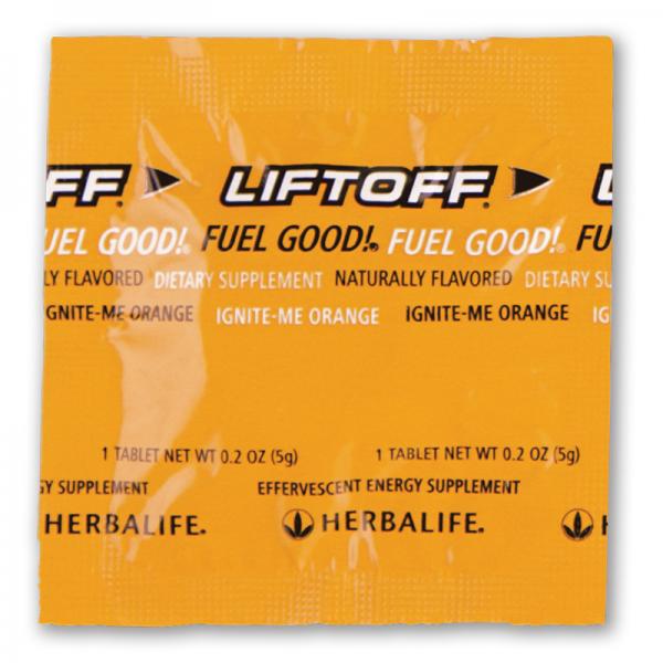 Liftoff - Ignite-Me Orange 30 Tablets 3