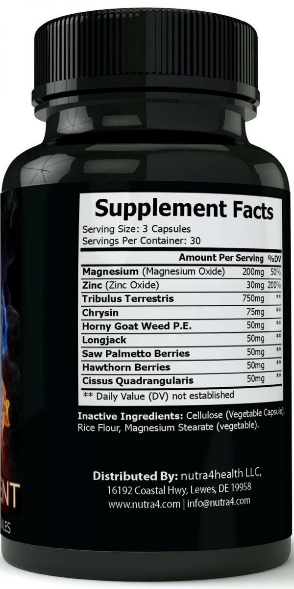 CialiXS Male Enhancement Supplement Enhancing Pills for Men 1 Month Supply 2