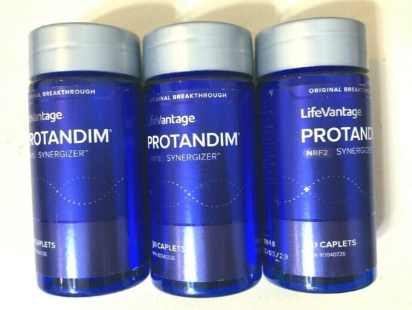 Sale$$ New/Sealed Protandim NRF2 90 Caps MADE IN USA ~ Exp 08/2023 Newest Patch 1