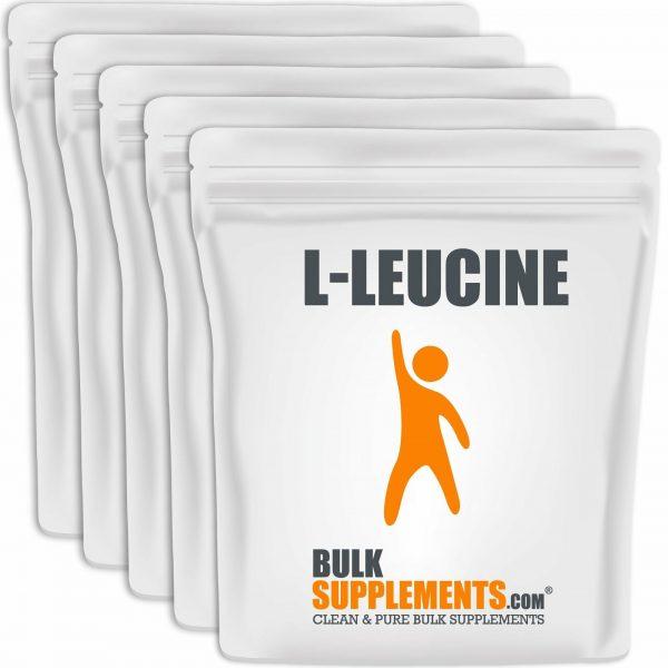 BulkSupplements.com L-Leucine  5