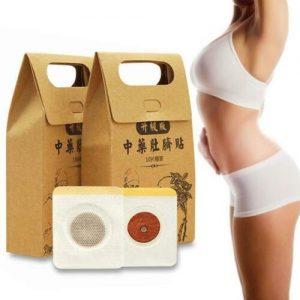 10-200 PCS Slimming Patch Weight Loss Burning Fat Navel Sticker Herbal Detox Lot 1