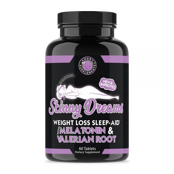 Weight Loss for Women, Hot & Skinny Diet Pills + Skinny Dreams Sleep Aid, 2-Pack 2