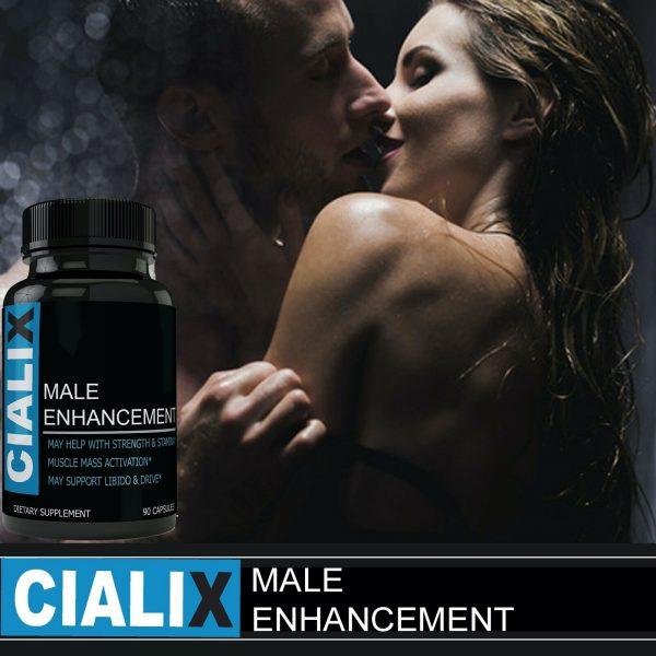 Cialix Male Enhancement Supplement Enhancing Pills for Men 1 Month Supply 5