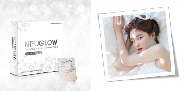 Neuglow L-Glutathione Premium White 28 Whitening effervescent tablets 5