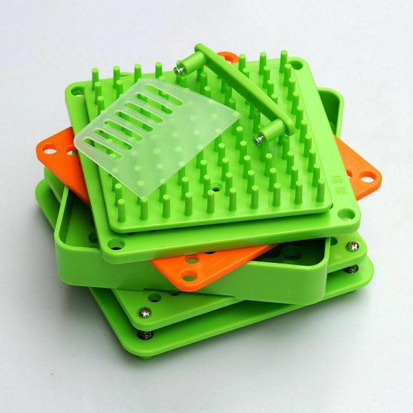 100 Holes Capsul Filler Size 000 00 0 1 2 3 Manual Filling Machine Tamper Tool 2