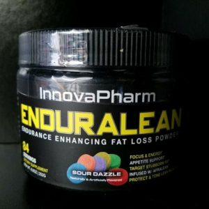 Innovapharm Enduralean  Powdered Fat Burner 84 Servings *Select Flavor*