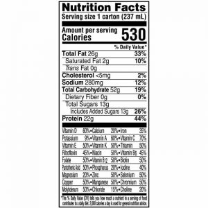 Nestlé Boost Very High Calorie VHC Vanilla 8 Oz Carton 27/CS Exp 01/19/22 NEW  1